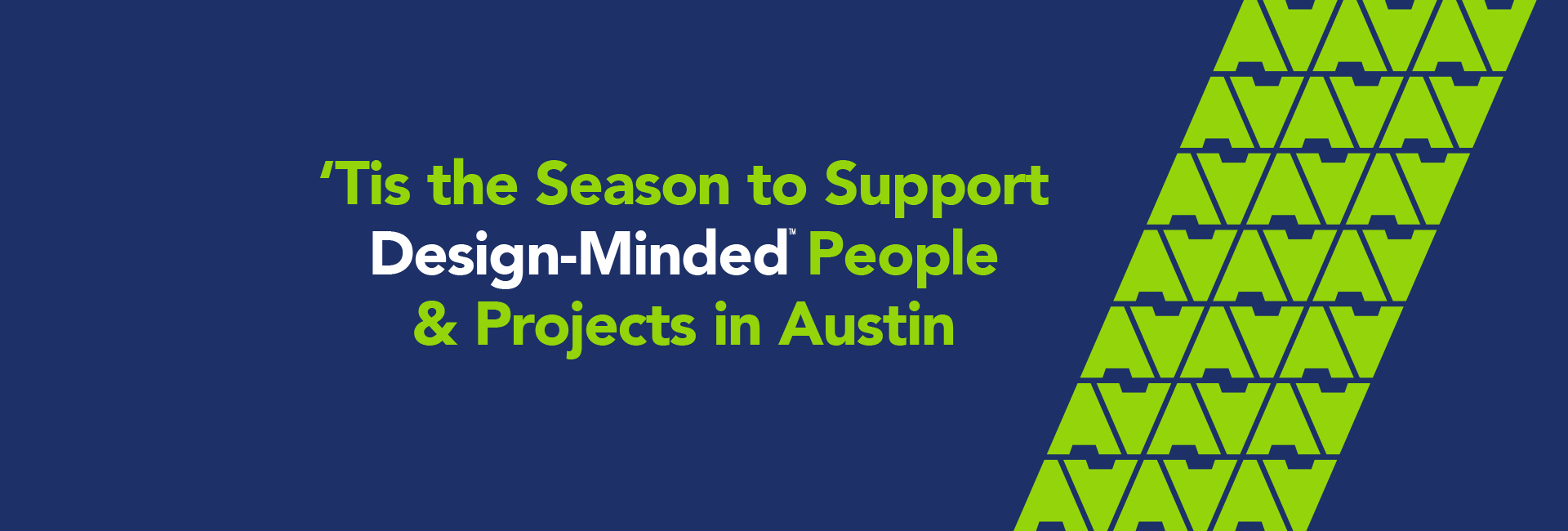 Austin Foundation for Architecture - Donate