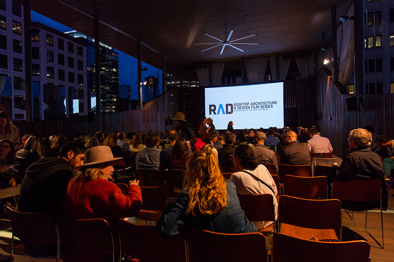 Austin Rooftop Architecture and Design Film Series, 2016-17