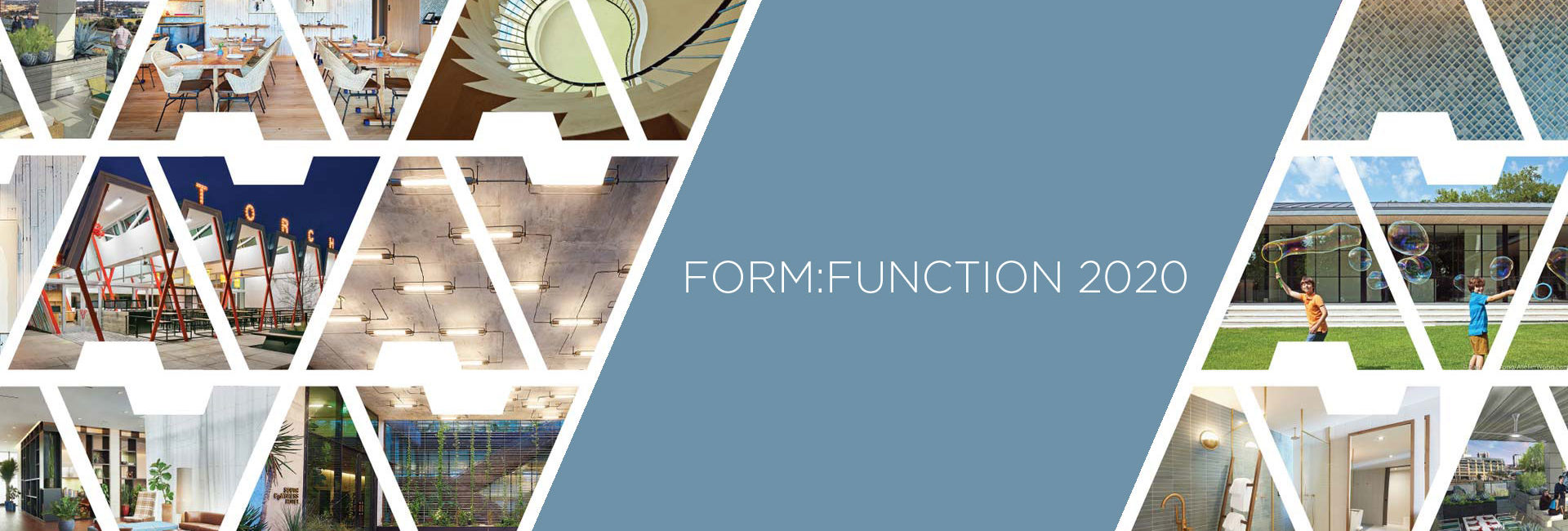 Austin Foundation for Architecture - Form: Function